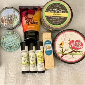 Bundle of New Perfectly Posh Products